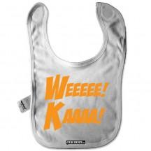 WK slabbetje Weee Kaaa